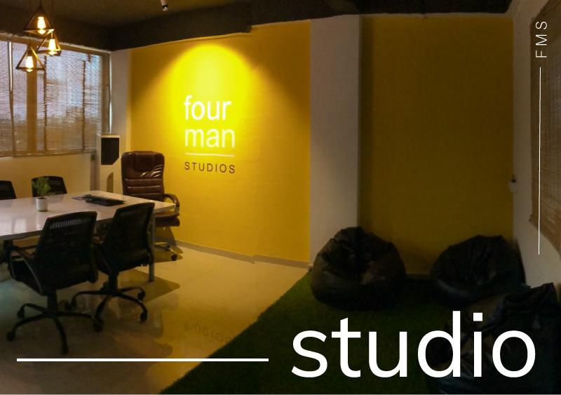 office - four man studio
